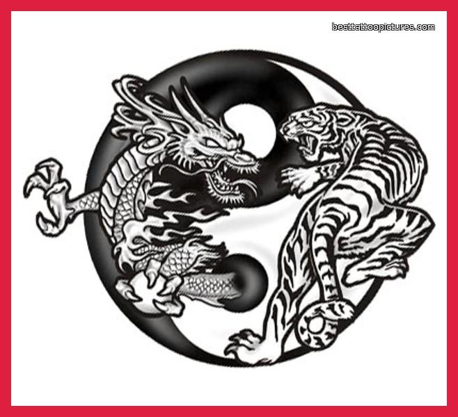 yin yang tattoos page 77. Black Bedroom Furniture Sets. Home Design Ideas