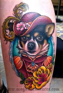 Devil tattoo images designs for Funny dog tattoos