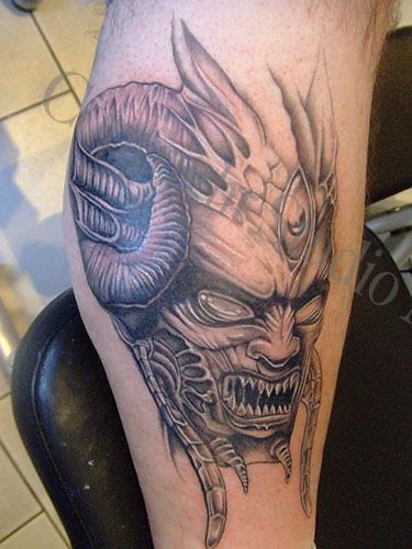 Devil Tattoo Images Amp Designs