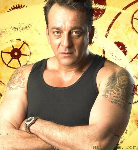 Sanjay Dutt Shiva Tattoo Design