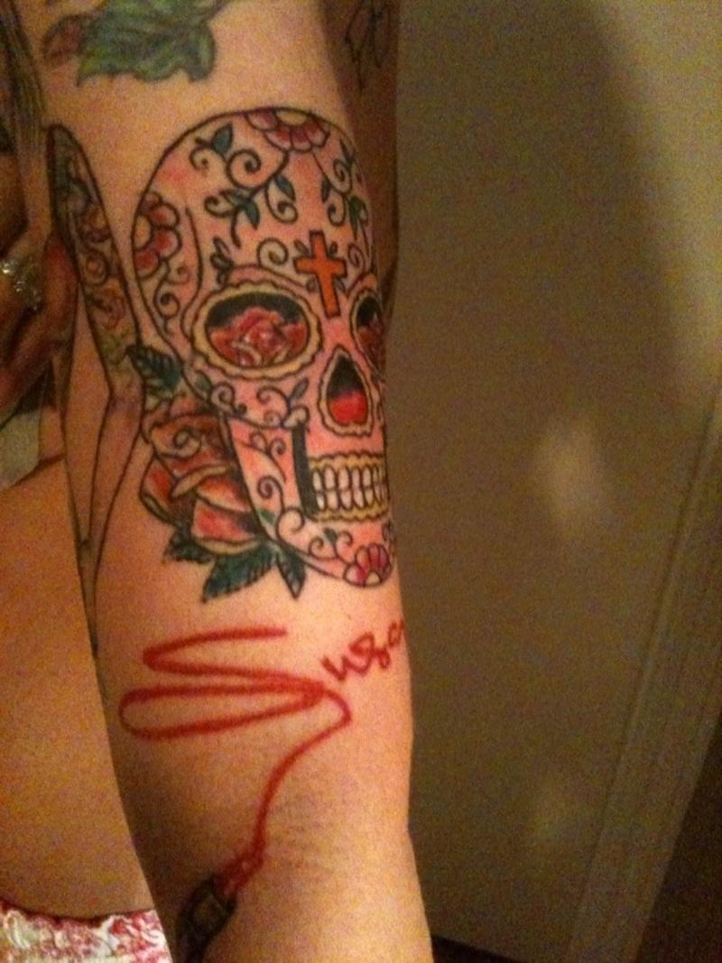 98 tattoo gallery u2014 mat hurtado 100 satan for Cheap tattoo removal chicago