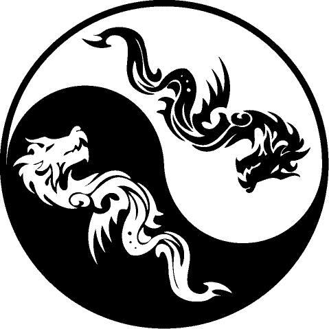 Yin Yang Tattoo Images Amp Designs