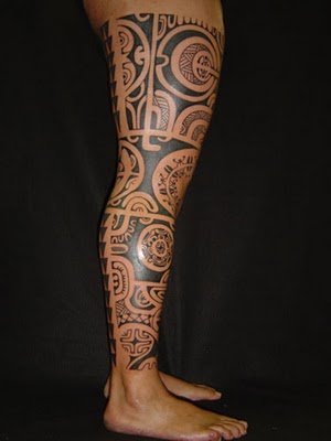 Leg tattoo images designs - Photo jambe femme ...