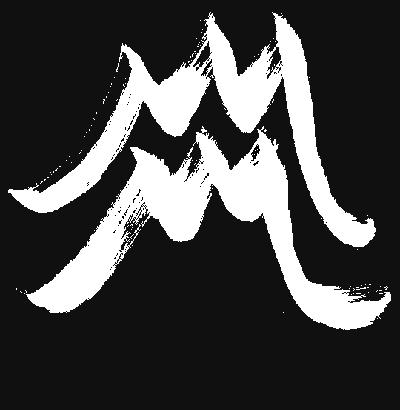 Aquarius Zodiac Symbol Tattoo Design