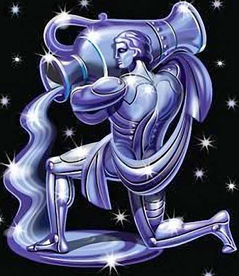 Awesome Aquarius Tattoos Design For Men