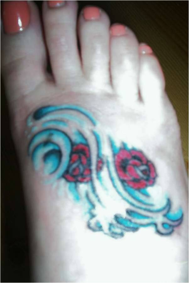 Aquarius Tattoo Images &amp Designs