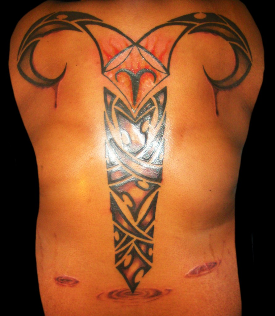 50 best aries tattoos for men amazing tattoo ideas