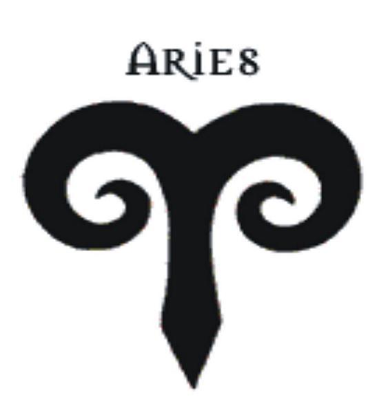 Aries Tattoo Design For Men