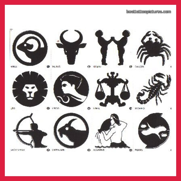 Zodiac Tattoos And Designs: Cancer Zodiac Tattoos Designs