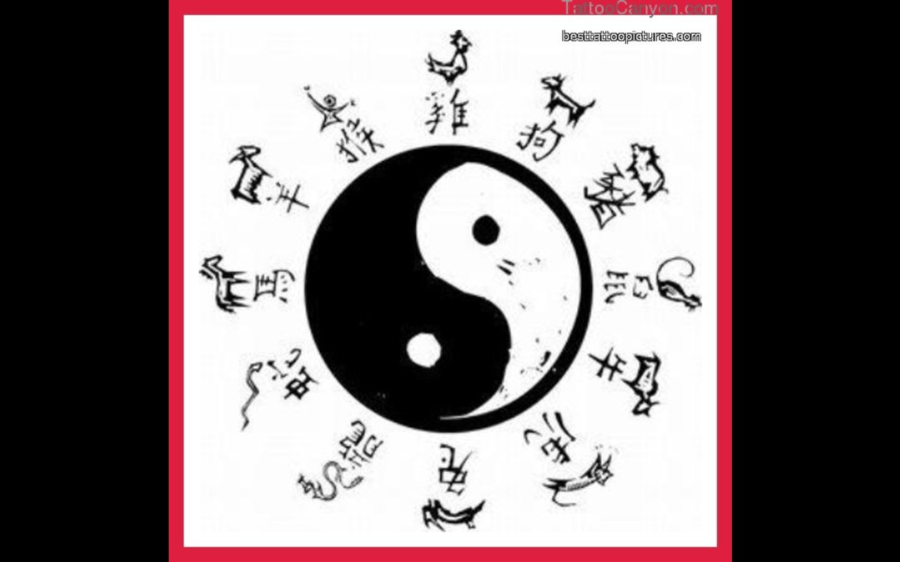 Zodiac Symbol Aries Tattoo Design