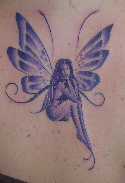 Fairies Tattoo Images amp Designs