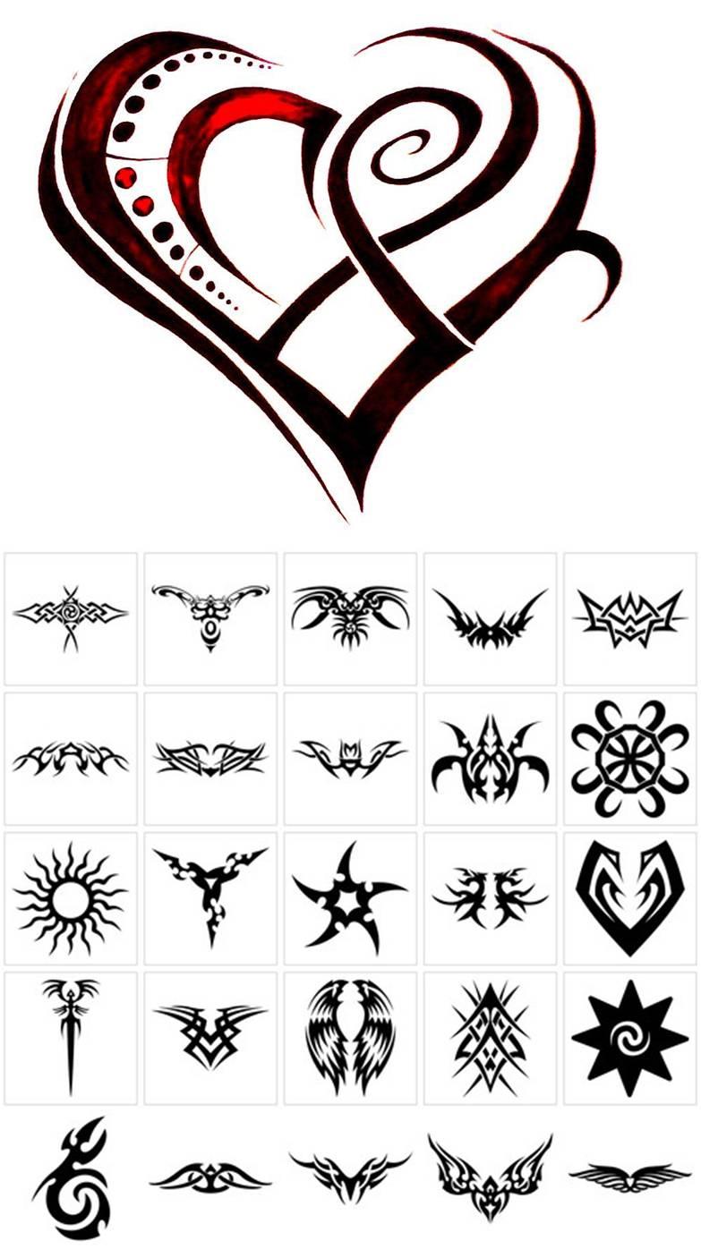 beautiful feminine tattoos designs. Black Bedroom Furniture Sets. Home Design Ideas