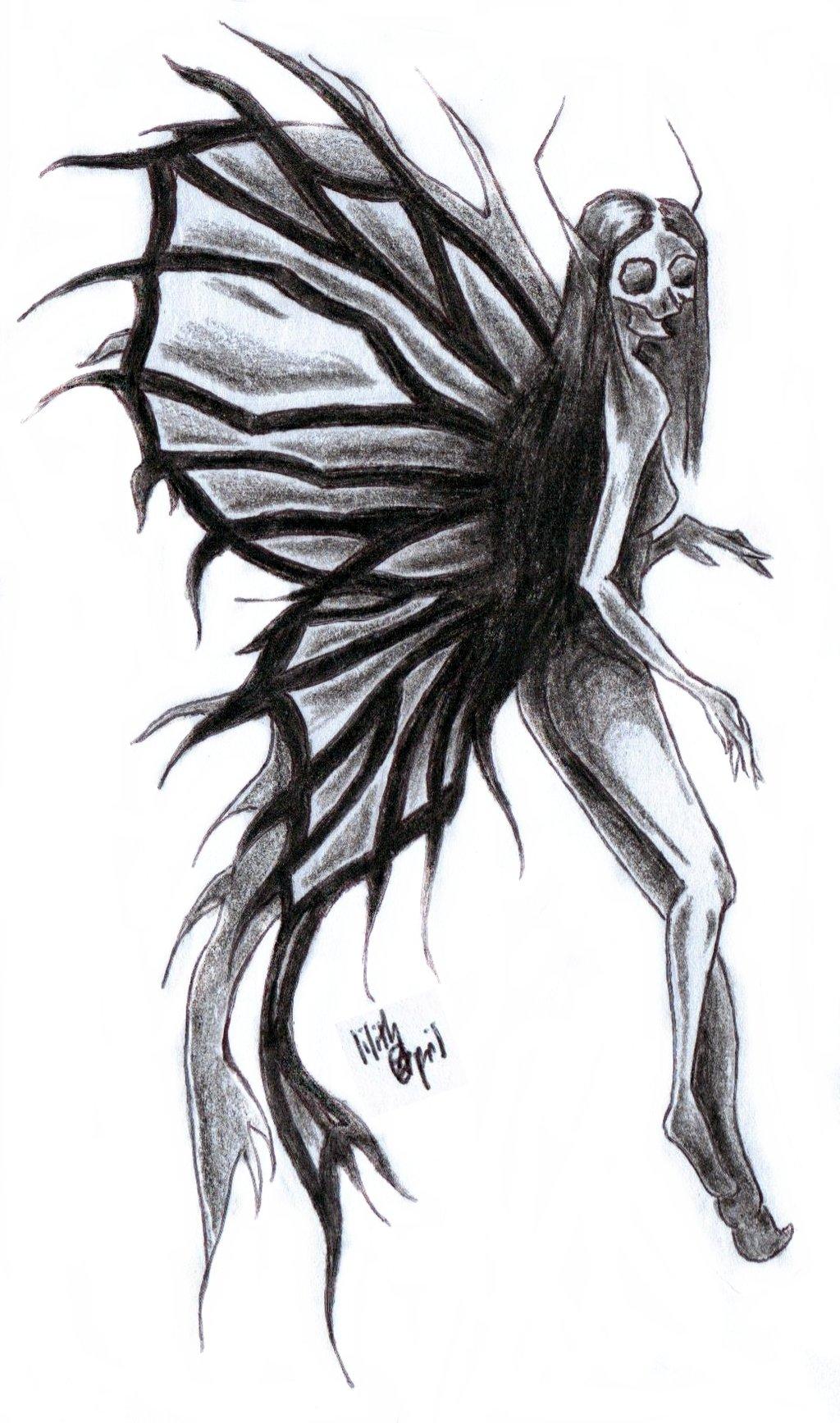 Dark Angel Fairy Tattoo Designs Hot Girls Wallpaper