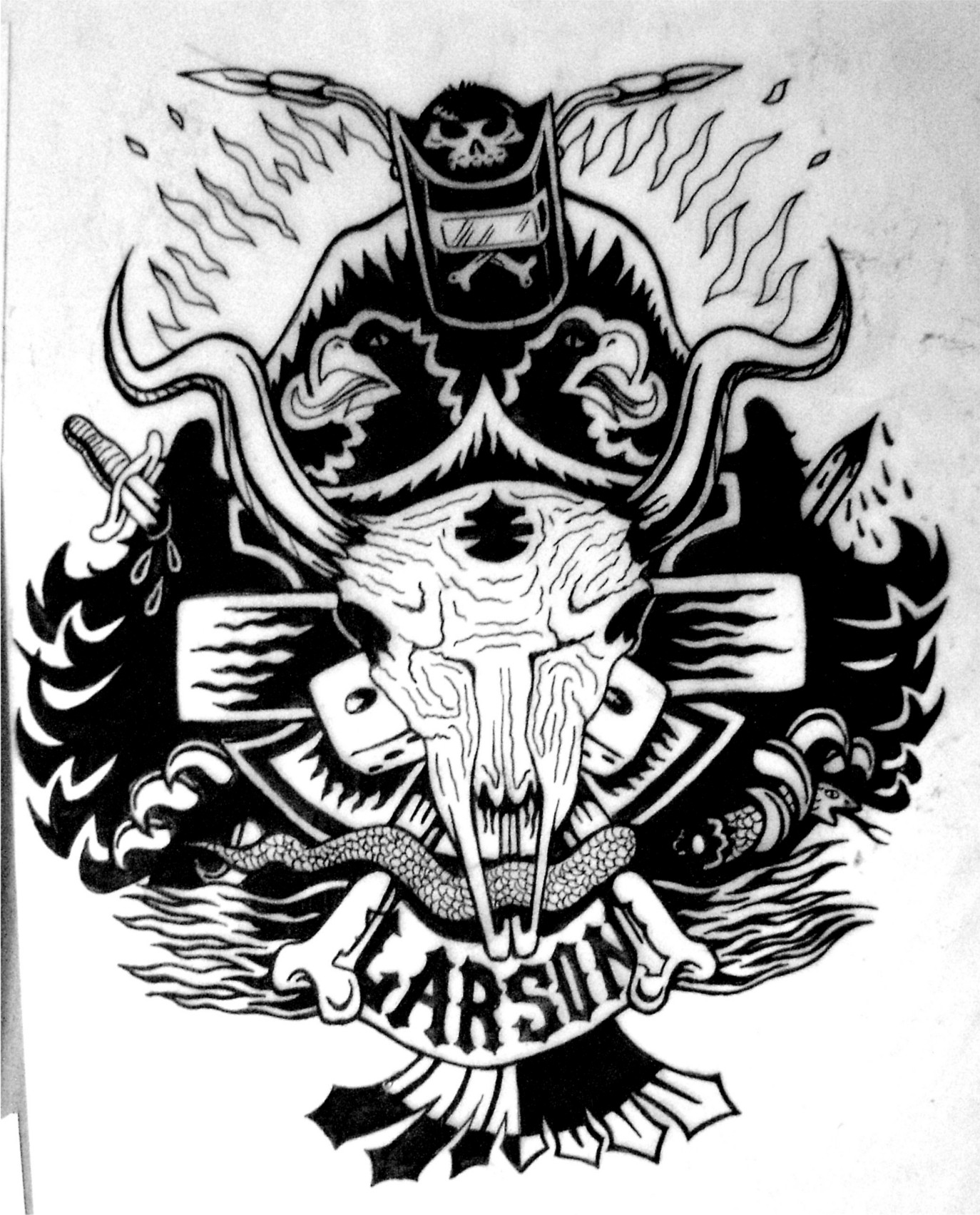 Family crest tattoo images designs fine family crest tattoos designs buycottarizona
