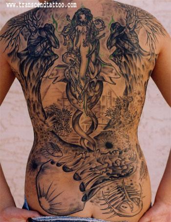fantasy tattoo images designs. Black Bedroom Furniture Sets. Home Design Ideas
