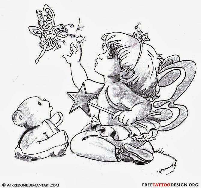 Fairy Tattoos Designs Ideas And Meaning: Fairies Tattoo Images & Designs