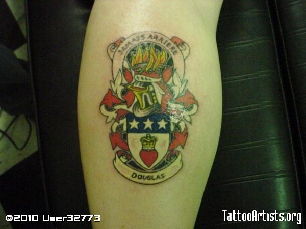 Family Crest Tattoo Images & Designs