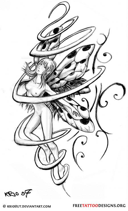 View More: Fairies Tattoos