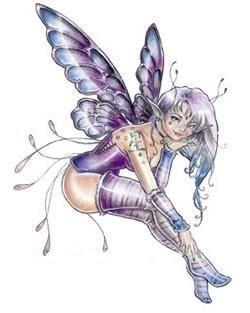 Fairies Tattoo Images Amp Designs
