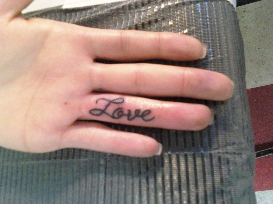 Ring Finger Japanese