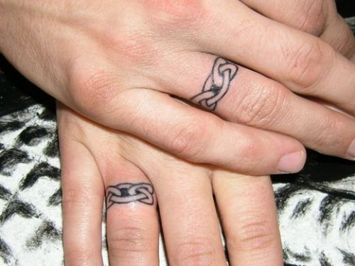 Finger tattoo images designs for Celtic ring tattoos