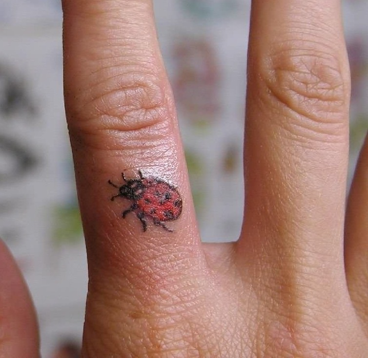 Finger Tattoos Designs &amp Ideas  Page 15