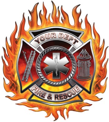Cool Firefighter Design on cool firefighter symbols