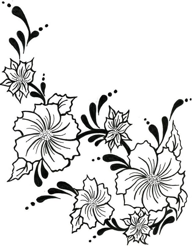Flower tattoo images amp designs