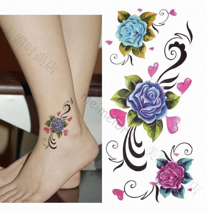 flower tattoos page 76. Black Bedroom Furniture Sets. Home Design Ideas