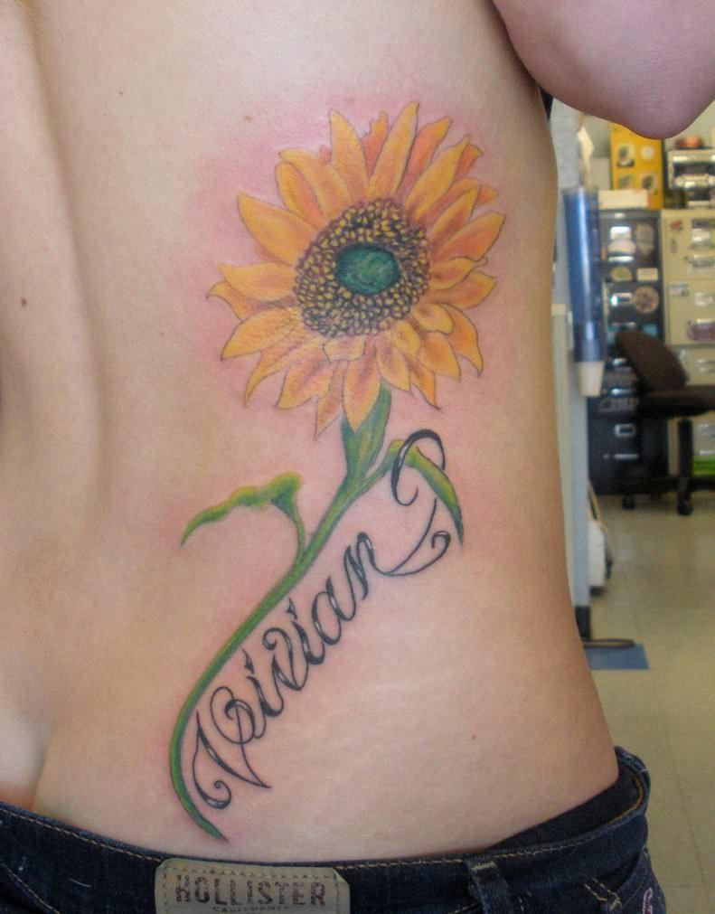 Daisy Flower Tattoos Tumblr Comousar