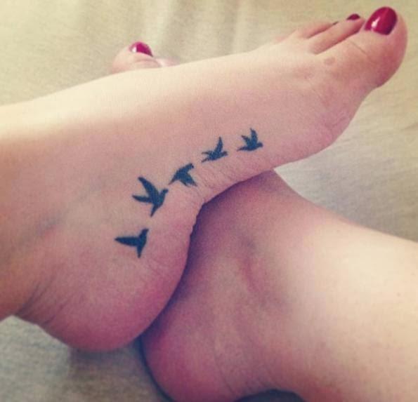 Best 25+ Bird foot tattoos ideas on Pinterest