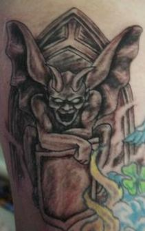 Gargoyle Tattoos Tattoostime Com