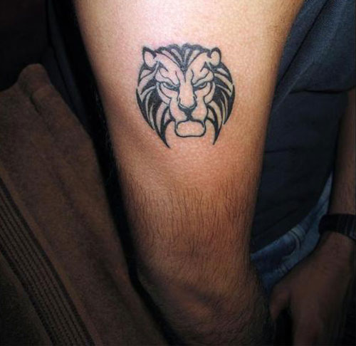 40 Tribal Lion Tattoo Designs For Men  Mighty Feline Ink