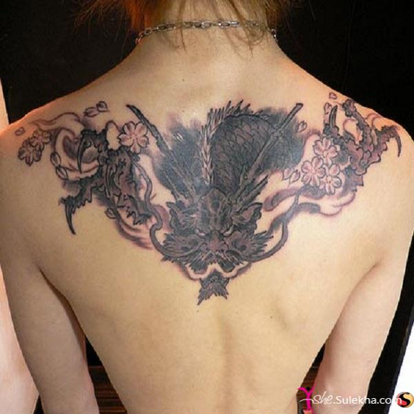 Women Tattoo Images & Designs