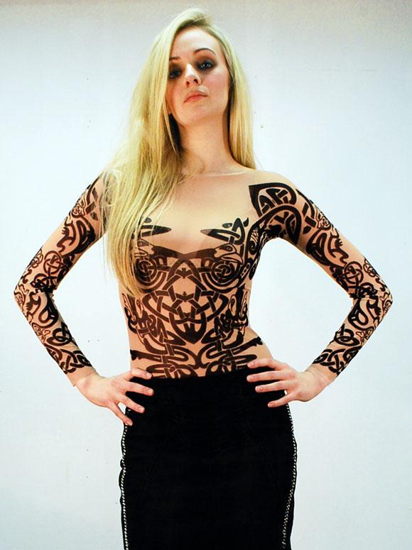 Full Body Tribal Tattoos