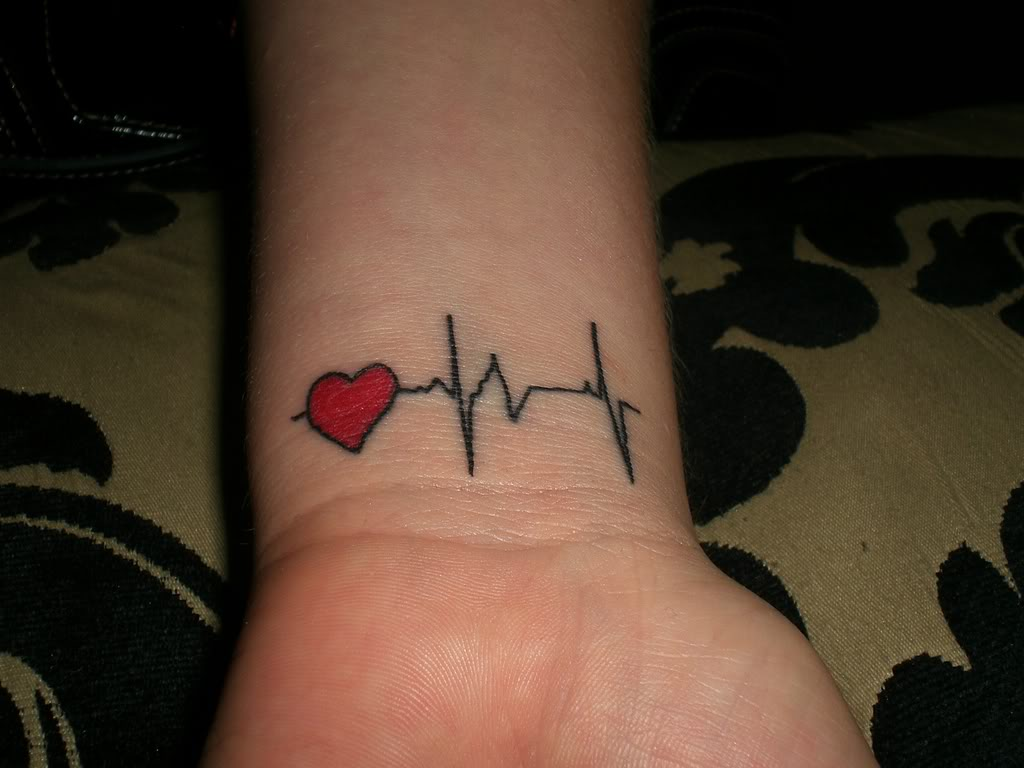 Heart Tattoo Images Designs