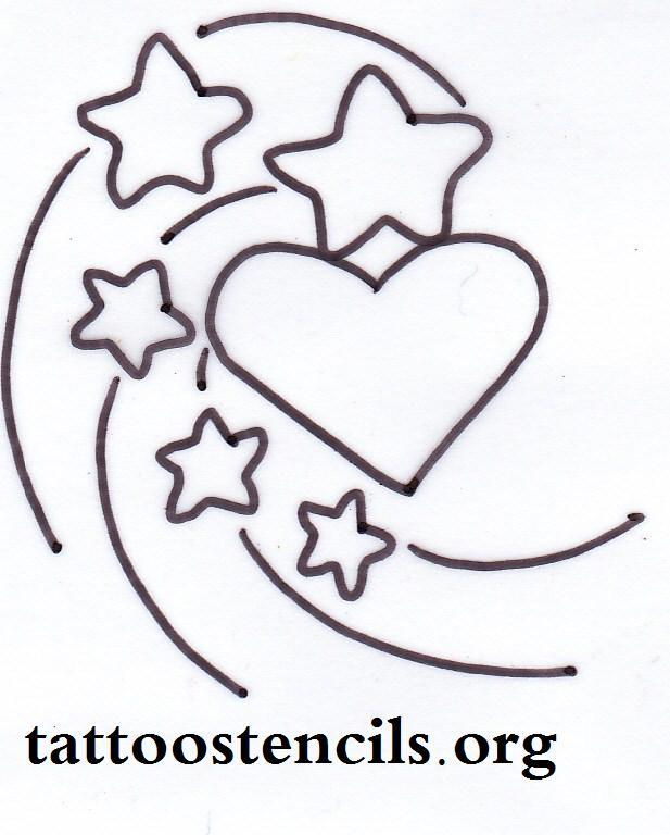Forever Heart Tattoo Designs