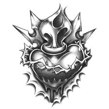 Heart Tattoo Images Amp Designs