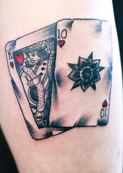 11 Tattoo Queen Of Hearts Meaning Tattoo Meaning Queen Hearts Of
