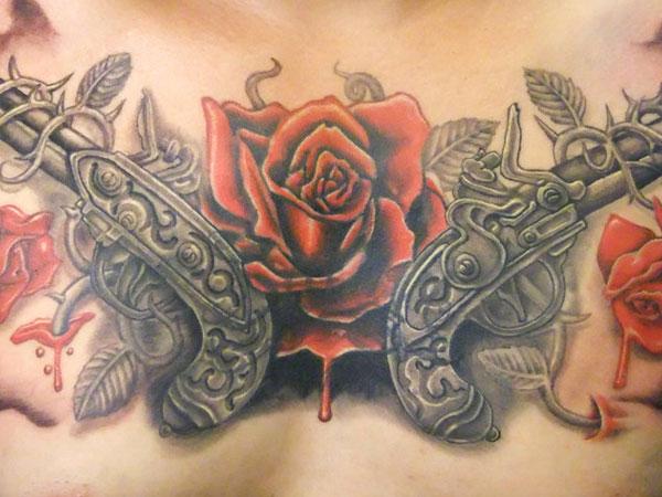 gangsta tattoo images designs. Black Bedroom Furniture Sets. Home Design Ideas