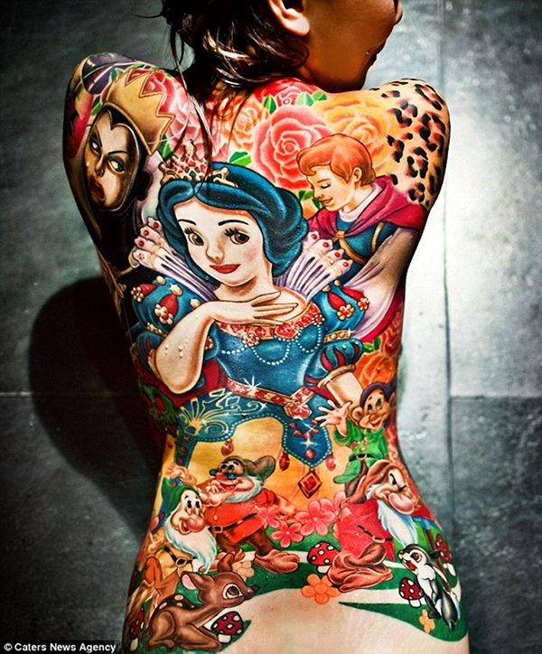 Geek Tattoo Images & Designs