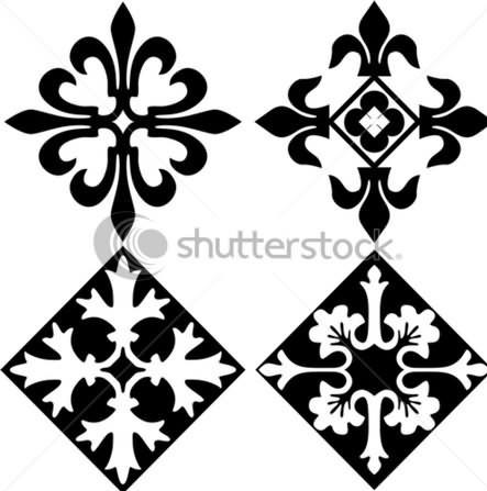 Classic Gothic Tattoos Designs