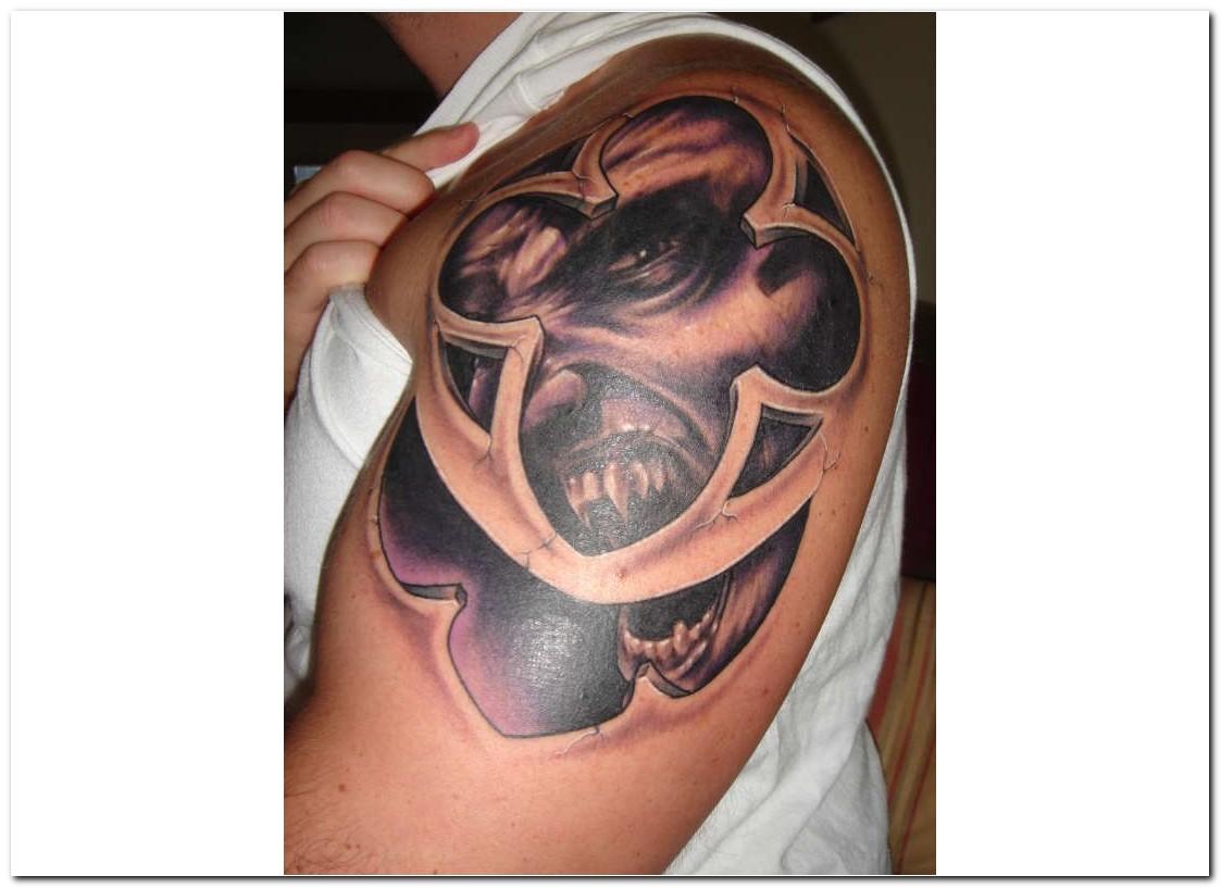 Gothic Tattoo Images Designs