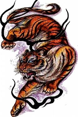 what license do i need to become a tattoo artist watercolor tattoo artists nyc tiger tattoo. Black Bedroom Furniture Sets. Home Design Ideas