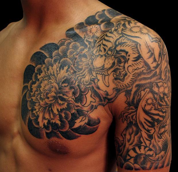 Tiger Tattoo Images & Designs