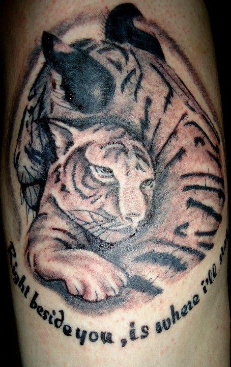 tiger tattoos page 36. Black Bedroom Furniture Sets. Home Design Ideas