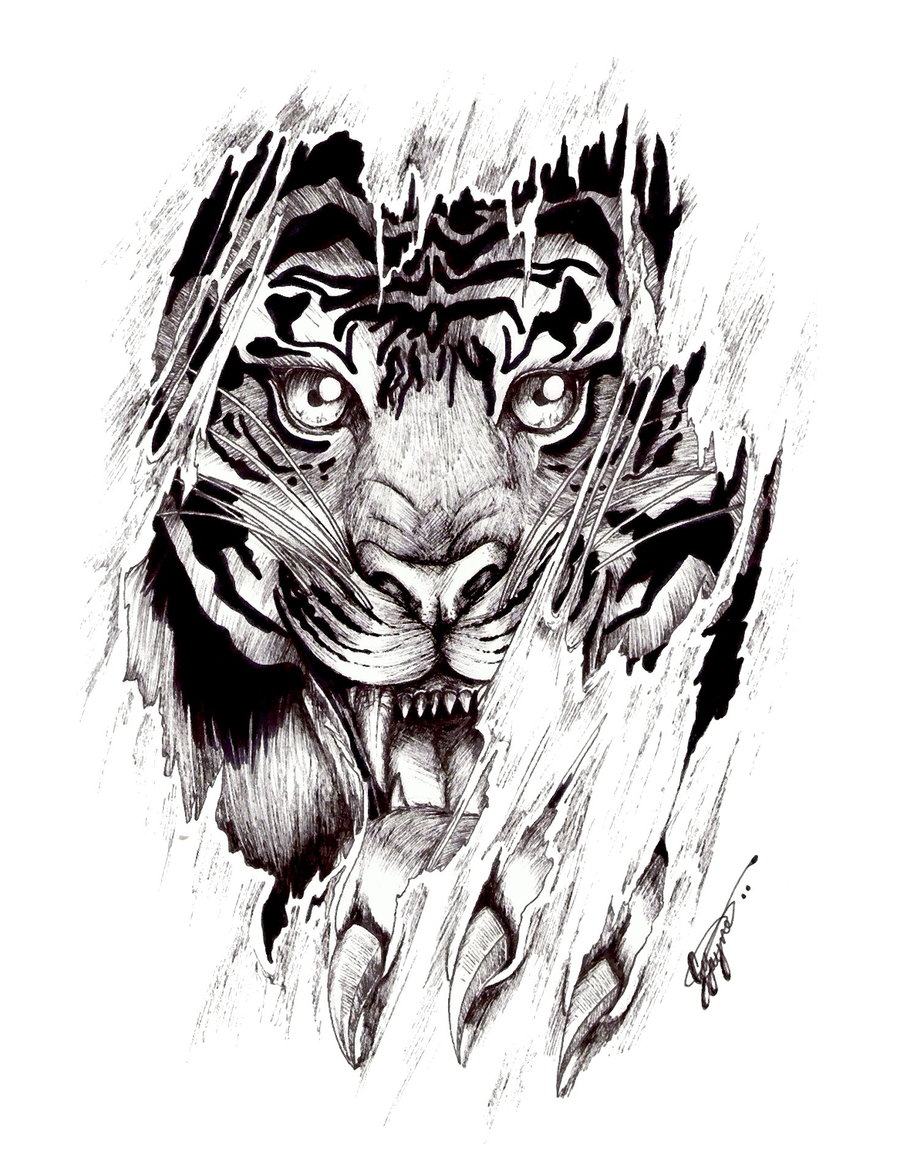 [Obrazek: ripped-skin-tiger-tattoo-design.jpg]