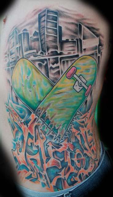 Graffiti tattoo images designs for American graffiti tattoo