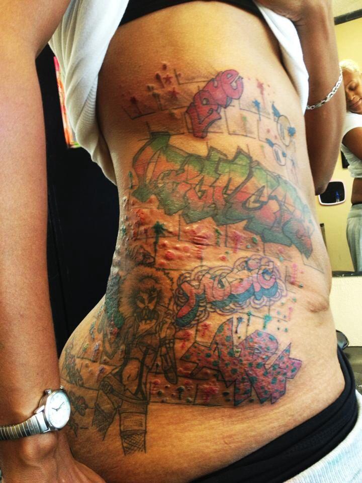 Graffiti Tattoo Images & Designs | 720 x 960 jpeg 102kB