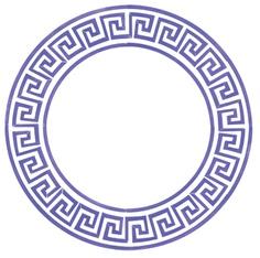 Greek Key Tattoo